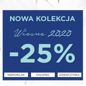 Nowa kolekcja Wiosna 2020 5.10.15 do -25%