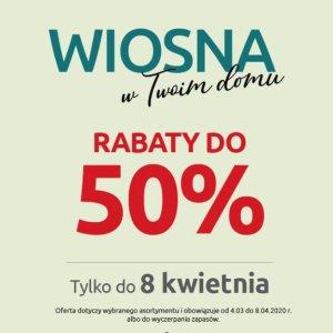 Wiosenne rabaty w Black Red White do -50%
