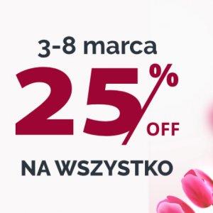 Dzień Kobiet w Dax Cosmetics -25% na wszystko