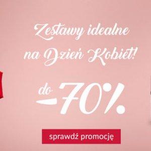 Dzień Kobiet w ezebra.pl do -70%