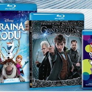 Filmy na Blu-ray w Merlin.pl do -63%