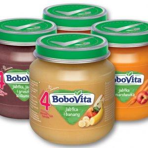 Owoce Bobovita - 4 w cenie 3