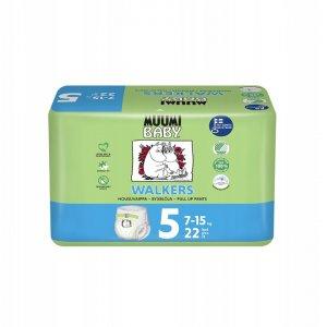 MUUMI Pieluchomajtki 5+ - EKO MAXI - czwarty produkt -50%