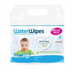 Chusteczki Water Wipes -20%