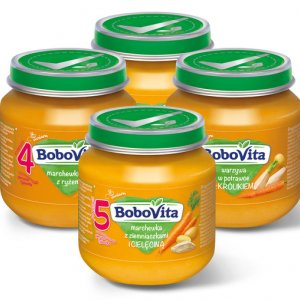 Danie Bobovita 125g - 4 produkty w cenie 3