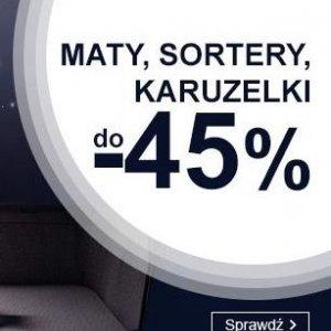Maty, sortery, karuzelki w Smyku do -45%