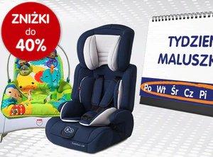 Tydzień Maluszka w Mall.pl do -40%