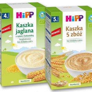 HIPP Kaszka bezmleczna BIO - drugi produkt -44%