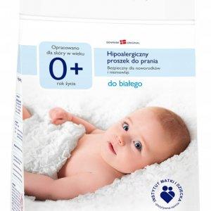 JELP 0+  Hipoalergiczny proszek do prania białego -33%