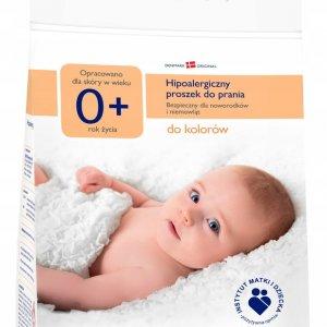 JELP 0+ Hipoalergiczny proszek do kolorów -33%