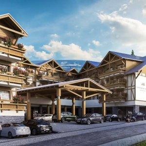 Pobyt w hotelu Platinum Mountain Hotel & SPA -47%