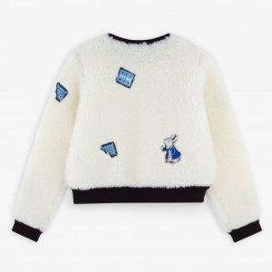 Bluza wełniana wyszywana EFVVA -50%