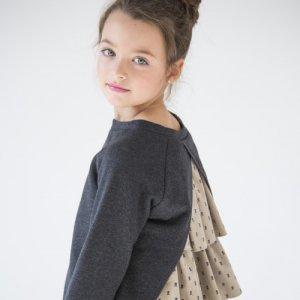 Szara bluza Clara -50%