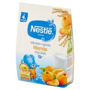 Kaszka mleczno-ryżowa z morelami Nestlé w super cenie