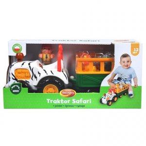 Interaktywny traktor Safari Dumel Discovery w super cenie