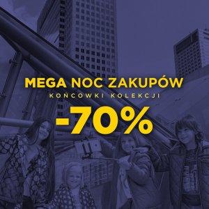 Mega Noc Zakupów w 5.10.15 do -70%