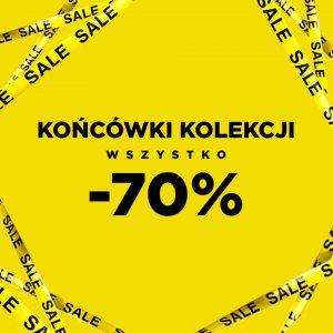 Końcówki kolekcji w 5.10.15 do -70%