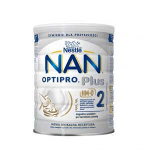 Mleko modyfikowane Nestlé NAN OPTIPRO PLUS 2 HM-O w super cenie