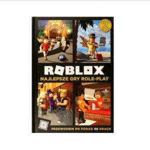 Książka EGMONT ROBLOX najlepsze gry role-play w super cenie