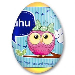 Hit cenowy - Jajko musujące do kąpieli HUHU