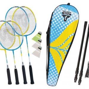 Hit cenowy - Talbot-Torro Badminton zestaw rodzinny