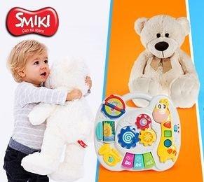 Zabawki Smiki w Smyku do -50%