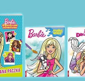 Książki o Barbie w aleMaluch.pl do -35%