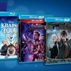 Hity Blu-Ray i 4K w super cenach w Empiku
