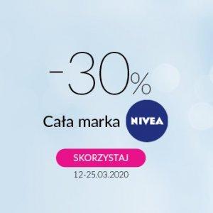 Wszystkie kosmetyki Nivea w Hebe do -30%