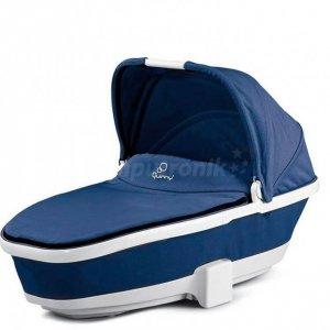 Gondola Quinny Foldable Carrycot Blue Base w super cenie
