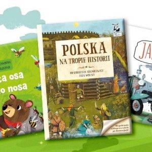 Książki dla dzieci w Empiku do -45%