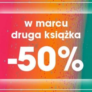 W marcu druga książka w Świecie Książki do -50%