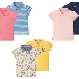 Hit cenowy - LUPILU® Koszulka dziewczęca polo