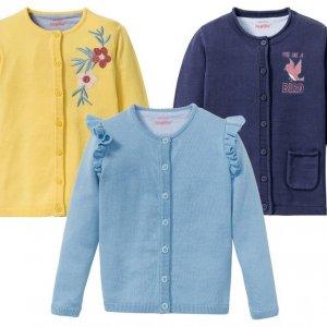 Hit cenowy - LUPILU® Sweter dziewczęcy typu cardigan