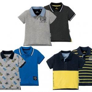 Hit cenowy - LUPILU® Koszulka chłopięca polo