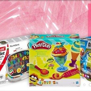 Zabawki kreatywne w Empiku do -50%
