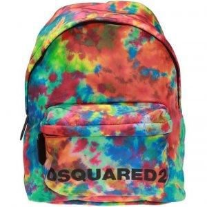 Wzorzysty plecak Dsquared2 -24%
