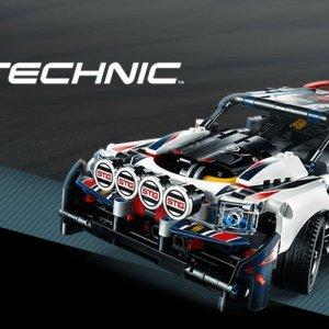 LEGO Technic w Allegro do -20%