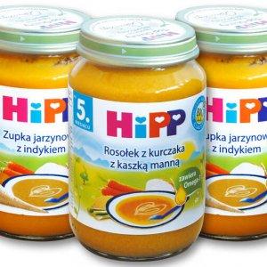HiPP Danie lub danie BIO 190g. - kup 3 zapłać mniej