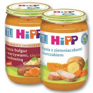 HiPP Danie lub danie BIO 220g. - kup 2 zapłać mniej