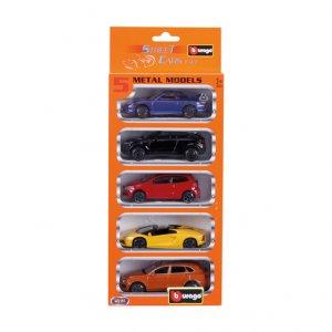 Hit cenowy - Zestaw 5 aut