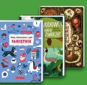 Książki dla dzieci w 5.10.15 do -25%