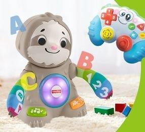 Zabawki interaktywne dla najmłodszych w Smyku do -45%