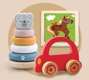 Zabawki drewniane w Smyku do -45%