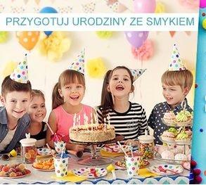 Akcesoria na Kinder Party w Smyku do -40%