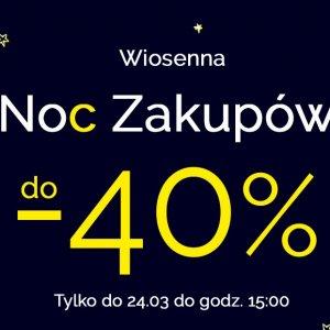 Wiosenna Noc Zakupów w Endo do -40%