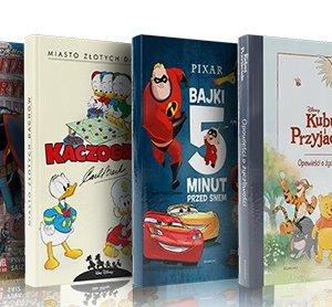 Książki Disney w Egmont do -30%