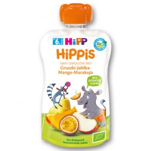 HIPP Mus owocowy Hippis BIO -50%
