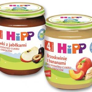 Hit cenowy - HIPP Owoce BIO