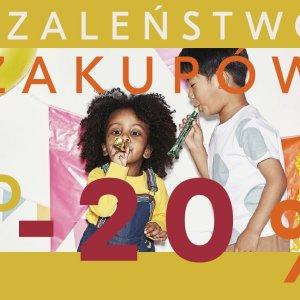 Szaleństwo zakupów w Showroom do -20%